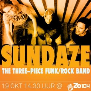 Sundaze uit Amsterdam