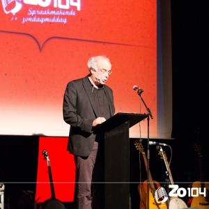 Jan de Jong, docent Nederlandse letterkunde en redacteur Letteren van CuBra.nl, columnist 23 feb. 2014.