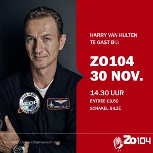 Piloot Harry van Hulten