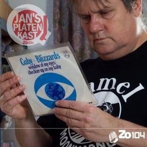 Jan's Platenkast met Jan Broers uit Gilze in de hoofdrol is vast onderdeel van de Zo104 show.