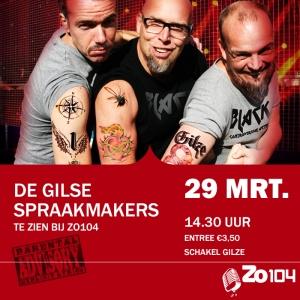 De Spraakmakers van Zo104