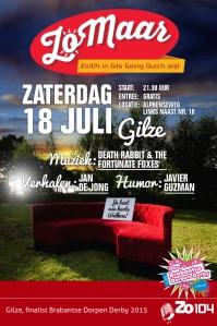 ZoMaar zomer editie van Zo104
