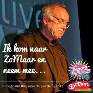 Verhalenverteller Jan de Jong