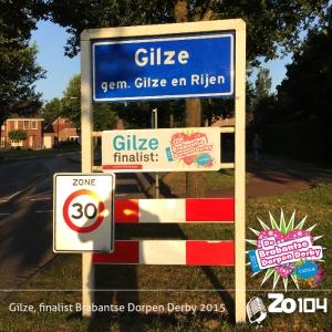 Gilze is finalist BDD