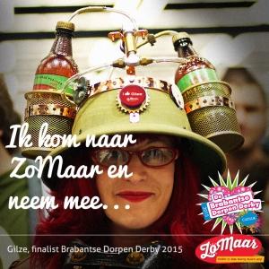Jij bent onderdeel van  ZoMaar.