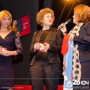 Wethouder Cultuur Ariane Zwarts, Gemeente Gilze-Rijen neemt het woord.