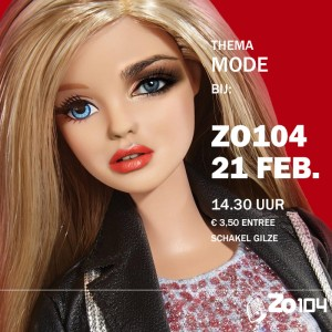 thema mode bij Zo104 21-2-2016