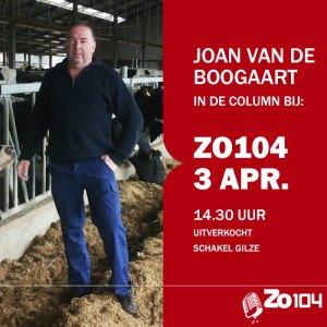 Joan van de Boogaart