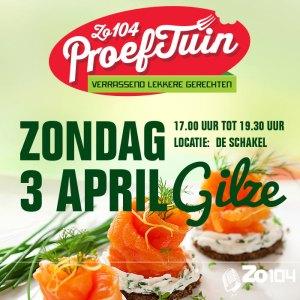 ProefTuin 3 april Gilze