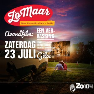 Avondfilm bij ZoMaar 23 juli 2016
