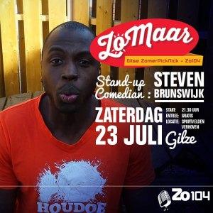 Steven Brunswijk bij ZoMaar