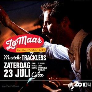 Band Trackless Breda