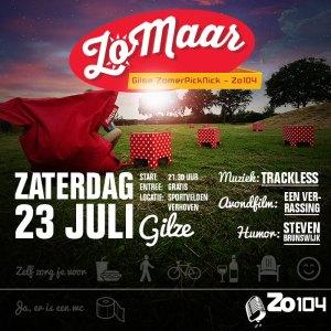 ZoMaar 23 juli 2016 gaat door