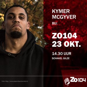 Kymer McGyver bij Zo104