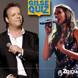 Laura en Mark in Gilse Quiz