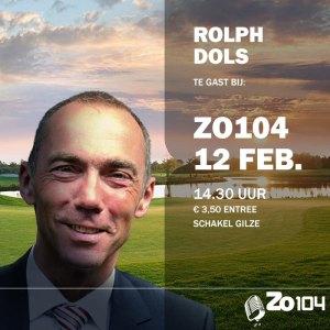 Rolph Dols gast bij Zo104