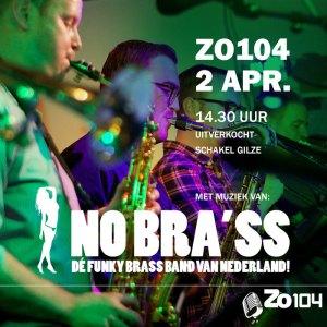 No Bra'ss Band