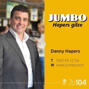 Jumbo Hapers Gilze