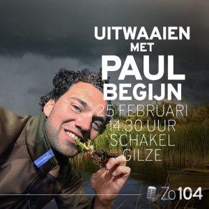 Paul Begijn bij Zo104