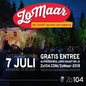 ZoMaar 7 juli 2018