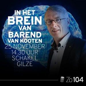 Neuroloog Barend van Kooten bij Zo104