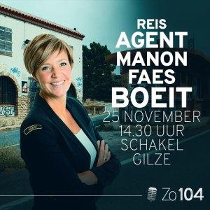 Reisagent Manon Faes bij Zo104