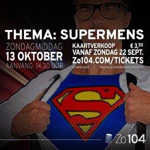 Supermens bij Zo104